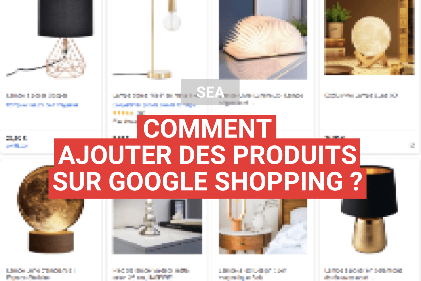How do I add products to Google Shopping?